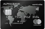 Alpha Mastercard World