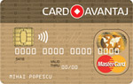 Credit Europe CardAvantaj MasterCard Gold