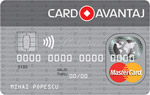 Credit Europe CardAvantaj MasterCard Platinum