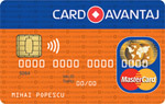 Credit Europe CardAvantaj MasterCard