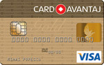 Credit Europe CardAvantaj Visa Gold