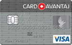 Credit Europe CardAvantaj Visa Platinum