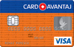 Credit Europe CardAvantaj Visa Clasic